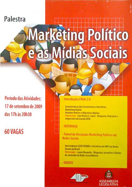 Evento MKT Político - ILP