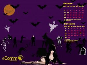 Fundo de tela Halloween