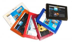 A Invasão dos Tablets - 2010