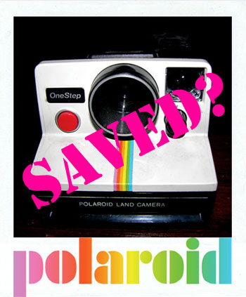 Salvem as Polaroids