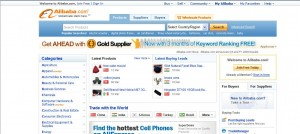 Site Alibaba.com