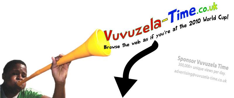 Vuvuzela Time