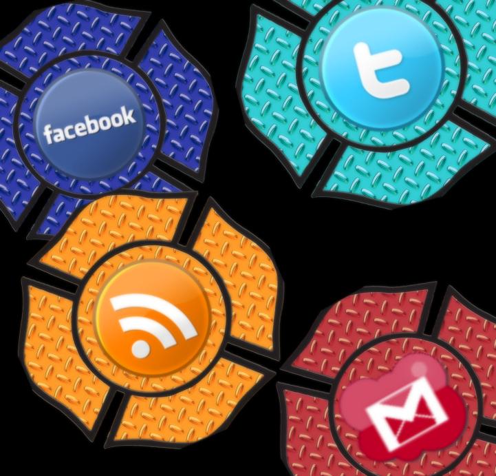 Email e Mídias Sociais como canais de comunicação