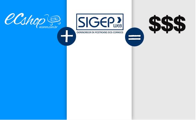 eCShop+Sigep
