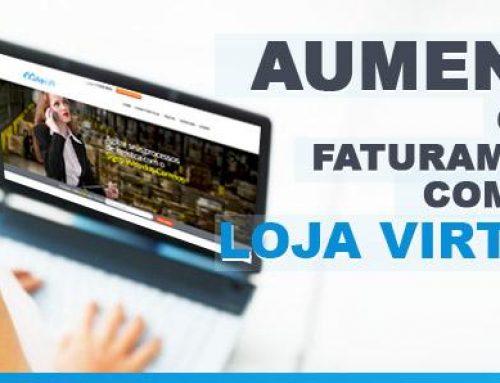 Aumente o seu faturamento com uma loja virtual!