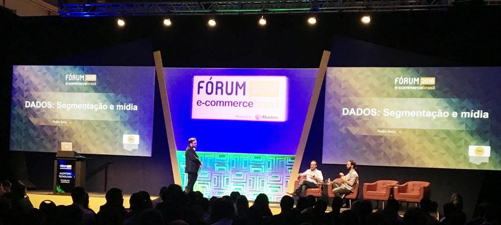 O Fórum do E-Commerce aconteceu nos dias 26 e 27 de Julho.