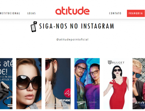 Conheça o novo site da Atitude Point, desenvolvido pela eComm